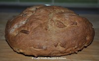 Pain Aux Amandes/ Almond Bread