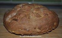 Pain Aux Amandes/ Almond Bread
