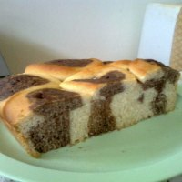 Chocolate Marble Bread