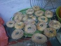 Cinnamon-Sugar Baked Donuts