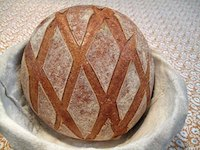 Miche from Advanced Bread & Pastry