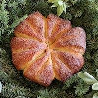 Lemon Anise Snowflakes
