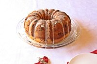 Dry Fruit Yeast Bread/Cake