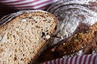 Baked Apple Bread (Bratapfelbrot)