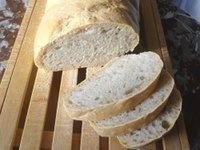 Sourdough (with wine flour in starter)