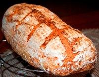 Pan de Sourdough con Centeno
