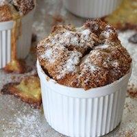 Brioche Bread Pudding