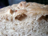 Light malted wheat bread