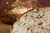 Ore Mountain Bacon Bread