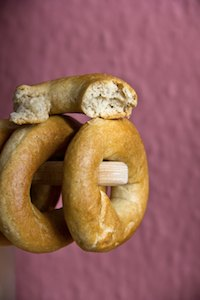 Taralli Pugliesi (Christmas version)