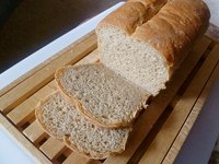 Oat Wheat Loaf
