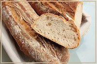 Pan francés ( french bread)