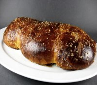 Cougnou (Belgian Bread of Jesus)
