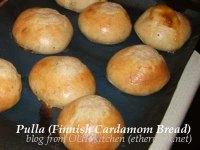 Pulla (Finnish Cardamom Bread)