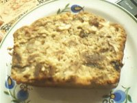 Polish Fruitcake-Keks