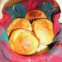Nana's Butter Rolls