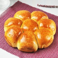 Buns Stuffed With Meat And Cheese
