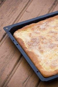 Saxon Sugar Cake