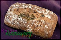 Raisin Rosemary Bread