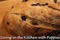 Rosemary And Raisin Bread