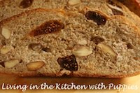 Fig And Almond Bread