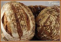 Local Loaf (Hazelnut Cider Barley Bread)