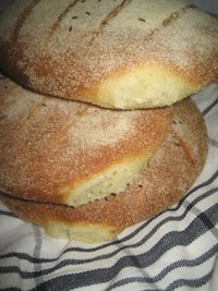 Agane Oil Bread Moroccan Style