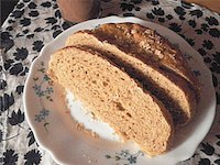 Vermont Oatmeal Brown Sugar Bread