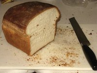 Sour Cream White Bread
