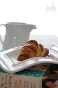 Julia Child's Croissant