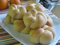 Knotted Rolls