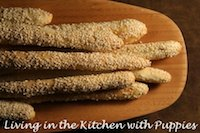 Sesame BreadSticks