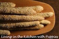 Sesame BreadSticks