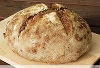 Warm-up-baking For WBD - Walnut Bread