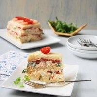 Tuna Cake