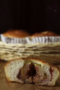 Fresh Fig Bread