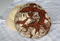 80 Percent Rye With Rye Flour Soaker