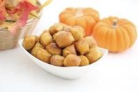 Pumpkin Soft Pretzel Bites