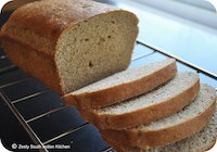 Everyday  Whole Wheat Sandwich Bread