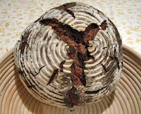 80% Sourdough Rye With Rye-flour Soaker