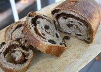 Fancy & Delicious Cinnamon Raisin Bread