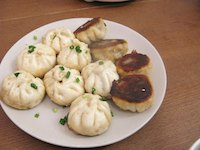 Sheng Jian Bao (Pan-Fried Bun)