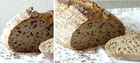 Flaxseed Bread (Leinsamenbrot)