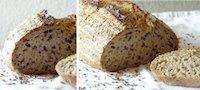 Flaxseed Bread (Leinsamenbrot)