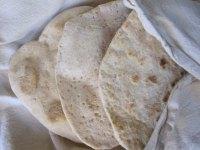 Sesame Pita Bread