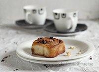 Cardamom Flavoured Cinnamon Rolls