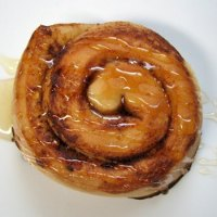 Honey-Glazed Maple Cinnamon Rolls