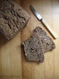 Fruit And Nut Rye