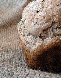 Rye Bread With Sauerkraut