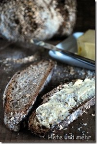Maple Syrup And Oats Bread